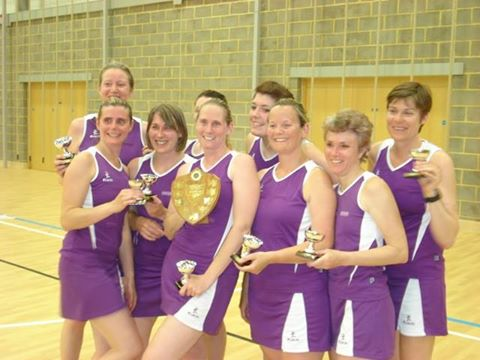 Beds Hawks Runners Up 2014